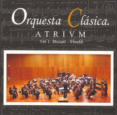 CD Orquestra Clásica Atrivm
