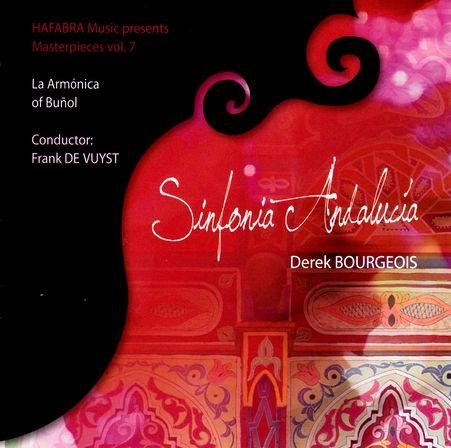 CD Sinfonía Andalucía - Derek Bourgeois