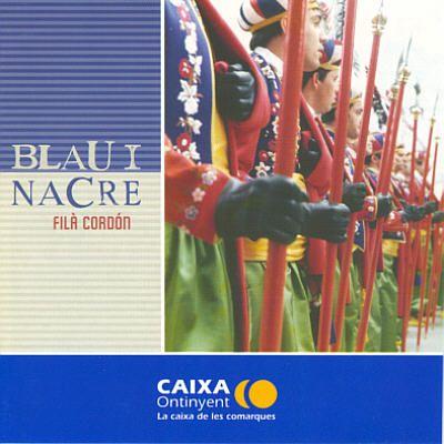 CD Blau i Nacre - Ateneu de Cocentaina
