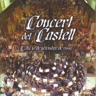 CD Concert del Castell 2005