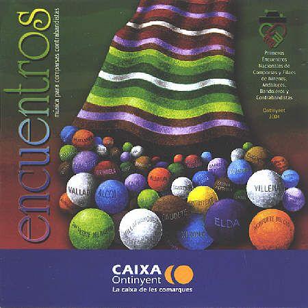 CD Encuentros - Orquestra de Vents Filharmonia