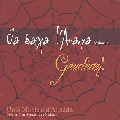 CD Ja Baixa l'Aranya II - Gaudium!