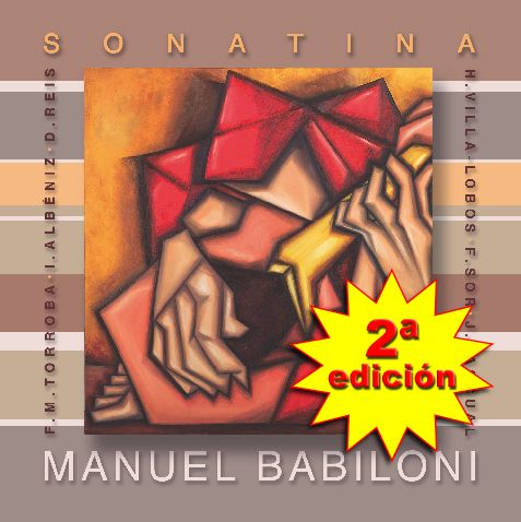 CD Sonatina - Manuel Babiloni