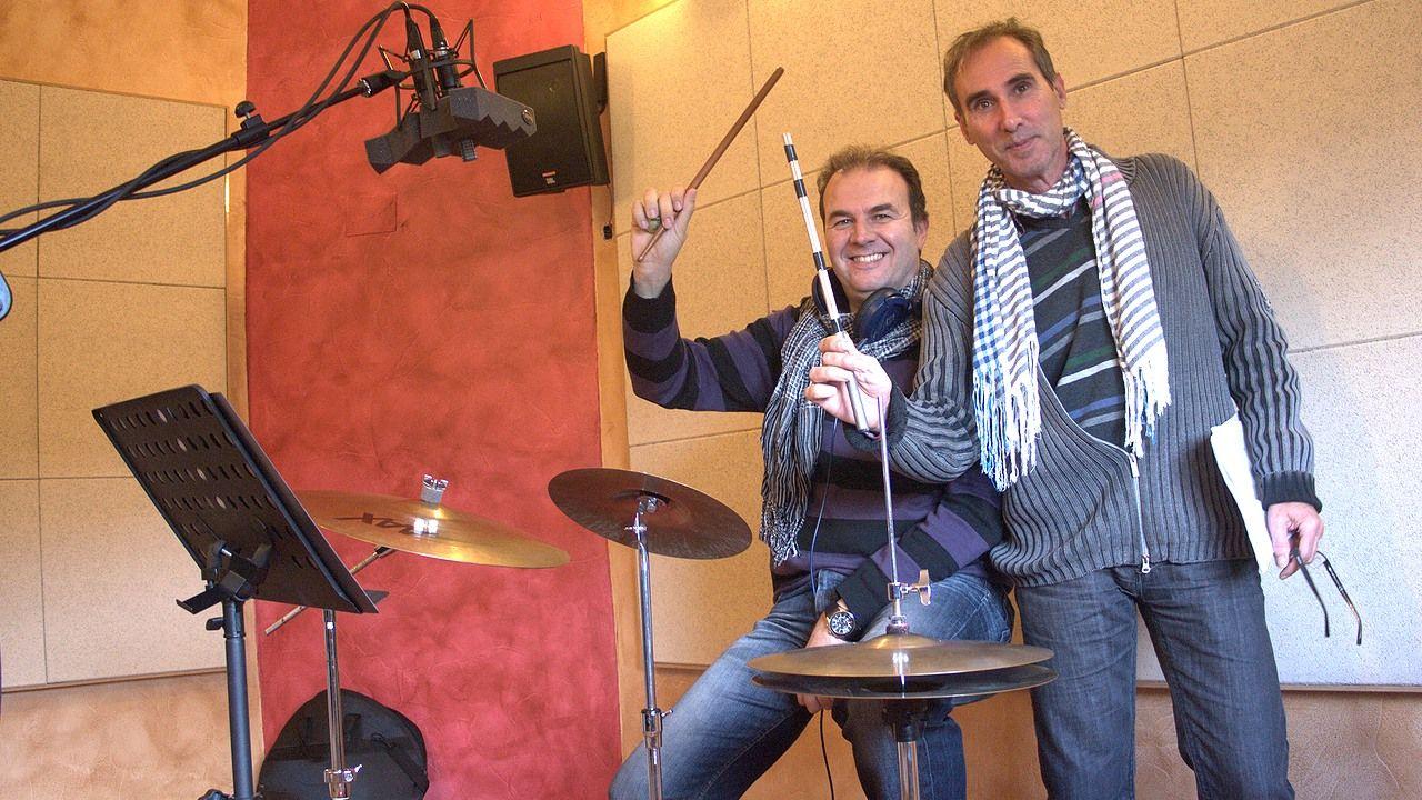 Pep y Jose Luís