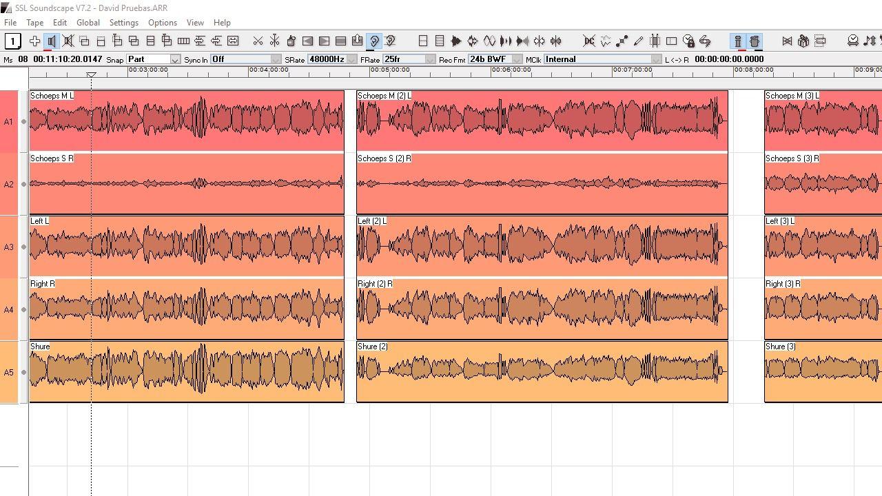 SSL Soundscape v7.2 01