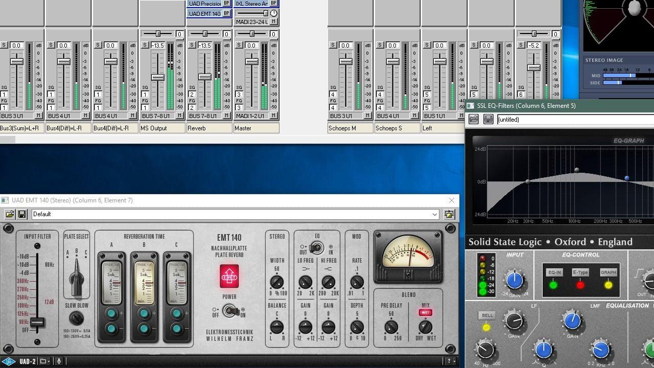 SSL Soundscape v7.2 03