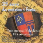 CD 25 Ays de música i festa