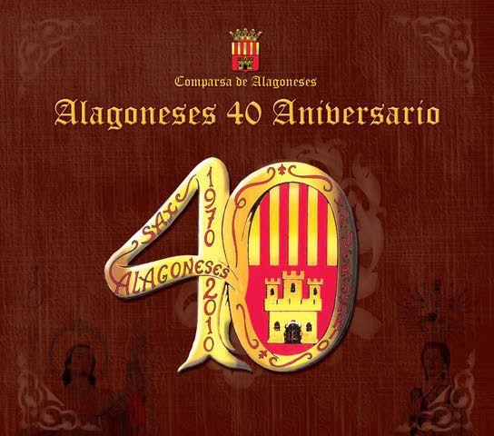 CD Alagoneses 40 Aniversario