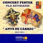 CD Asturianos Anys de Càrrecs