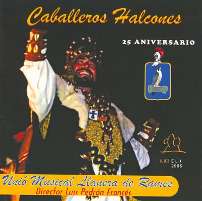 CD Caballeros Halcones 25 aniversario