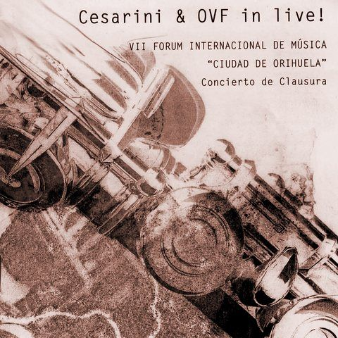 CD Cesarini & OVF In Live!