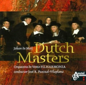 CD Dutch Masters