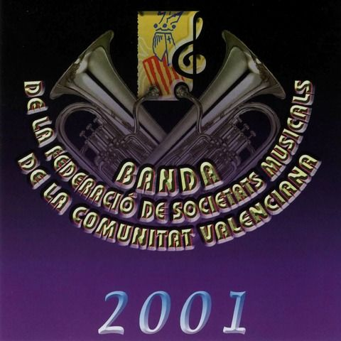 CD F.S.M.C.V. 2001