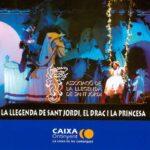 CD La llegenda de Sant Jordi