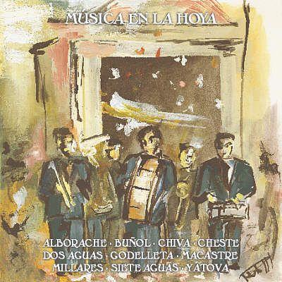 CD Música en la Hoya
