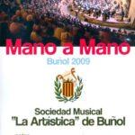 <b>Mano a Mano 2009 La Artística de Buñol</b>