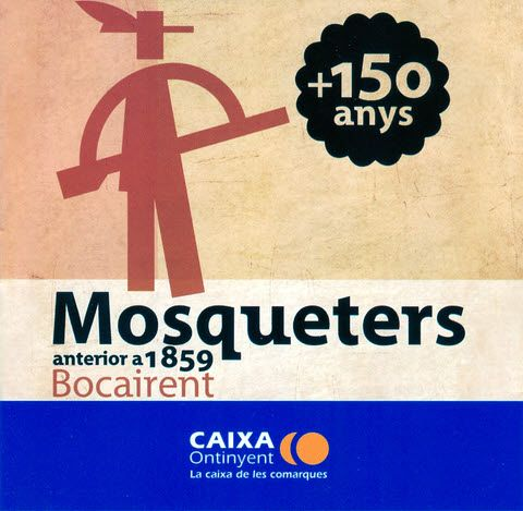 CD Mosqueters 150