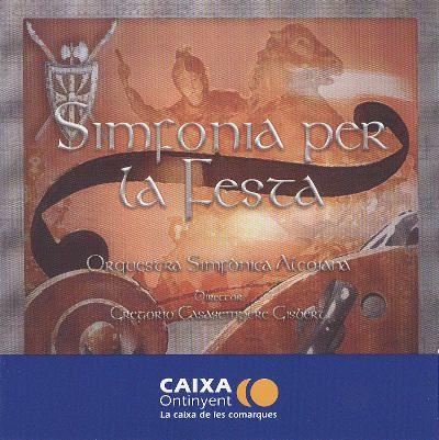 CD Simfonia per la Festa