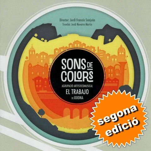 CD Sons de Colors