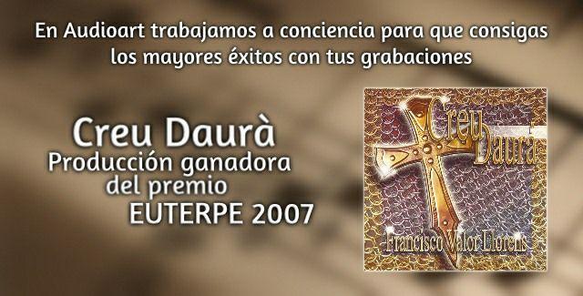 Grabaciones de Bandas de Música - Creu Daurà