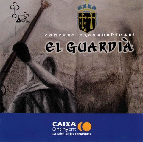 CD El Guardià - Auidoart Producciones