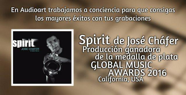 CD Spirit Global Awards 2016
