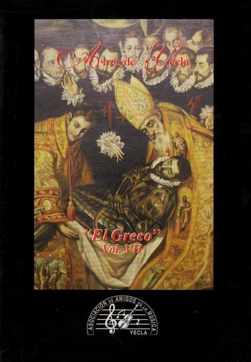 CD Aires de Yecla vol.7 - El Greco