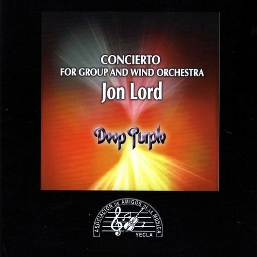 CD Aires de Yecla vol8 - Jon Lord