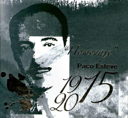 CD Homenaje a Paco Esteve