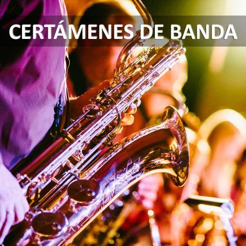 Grabaciones de Banda - Certámenes de Banda