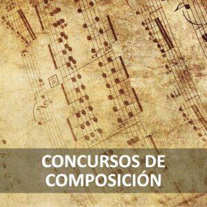 Grabaciones de Banda - Concursos de composición