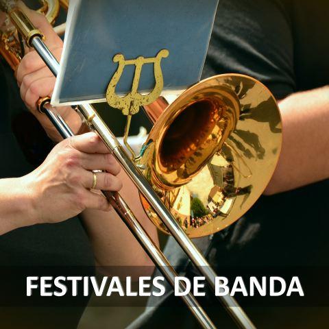 Grabaciones de Festivales de Banda