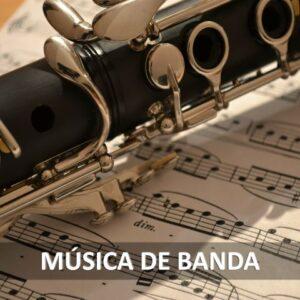 Grabaciones de Banda - Música de Banda