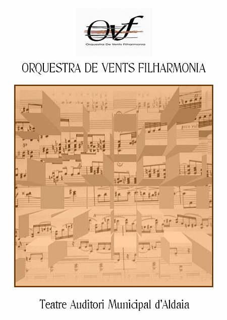 Orquestra de Vents Filharmonia - Concert a Aldaia 2005