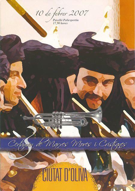 3er Certamen de Marxes Mores i Cristianes Ciutat d'Oliva 2007