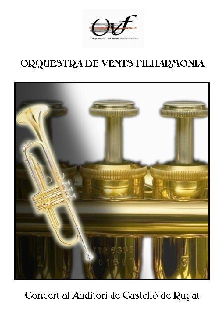 OVF Concert al Auditori de Castelló de Rugat