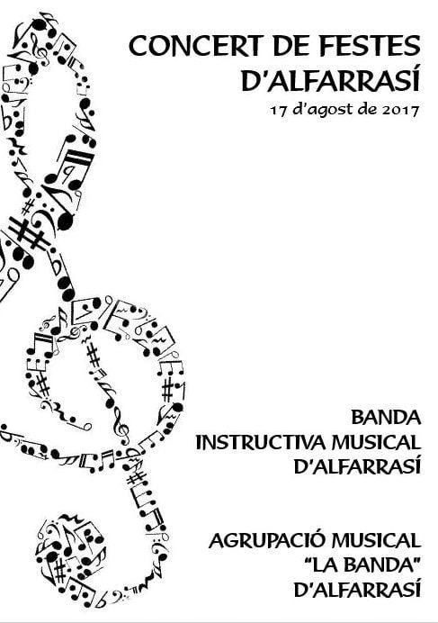 Alfarrasí Festes 2017