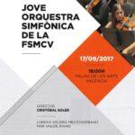 FSMCV - Jove orquestra Simfònica 2017