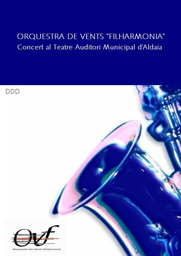Orquestra de Vents Filharmonia - Aldaia 2003