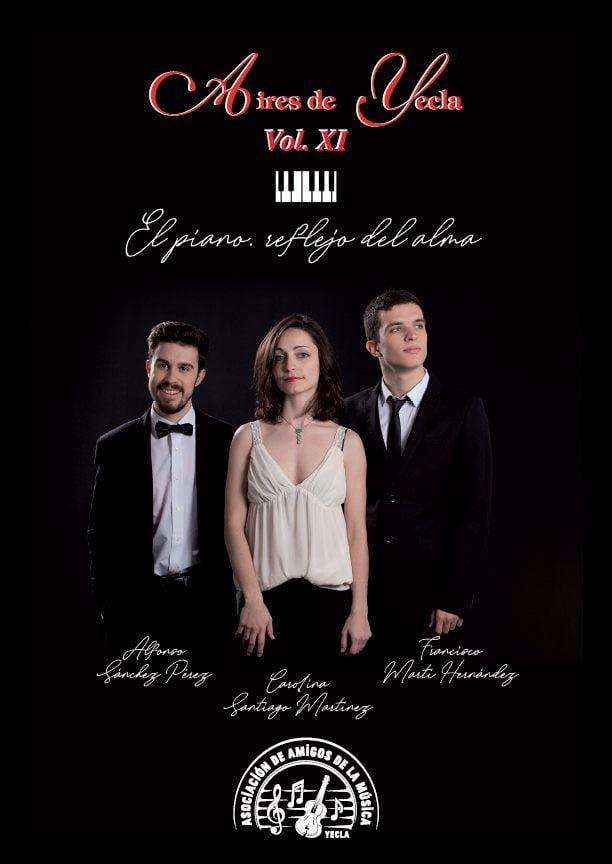 CD Aires de Yecla XI, El piano reflejo del alma