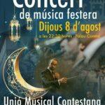 Unió Musical Contestana - XLVII Concert de Música Festera