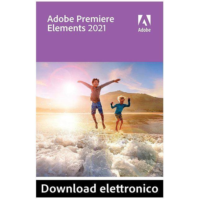 Adobe Premierre elements 2021 Mac-Win