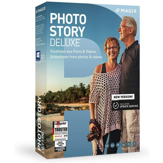 magix photo story deluxe